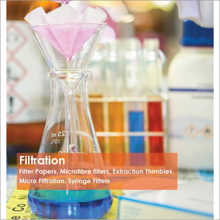 Filtration panel