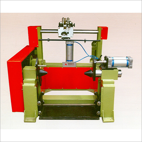Pintal Type Take Up Machine
