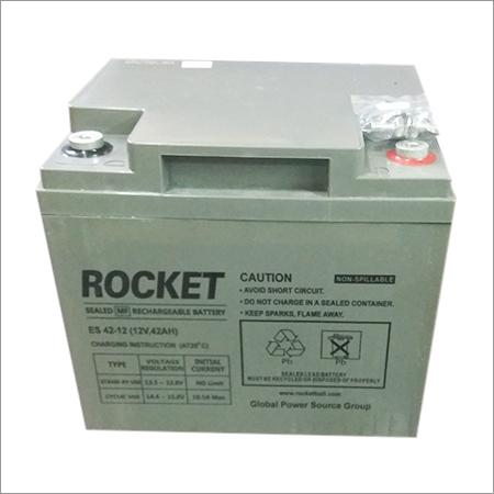 Rocket 12V 42AH SMF Battery