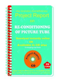 Reconditioning of Picture Tube Project Report eBook