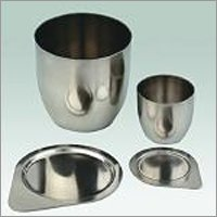 Laboratory Use Nickel Crucible
