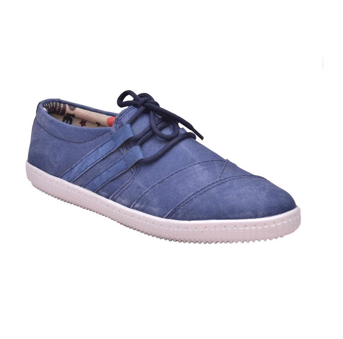 STYLISH FASHIONABLE CANVAS SHOES FOR MEN'S