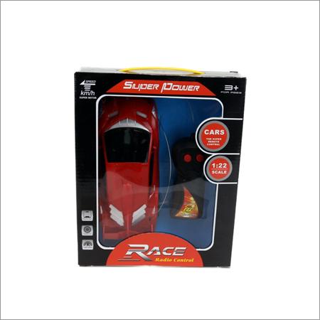 Electric Remote Control Racing Car