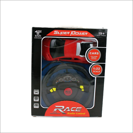 Kids Remote Control Radio Racing Car