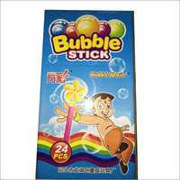 Windmill Bubble Blow Stick