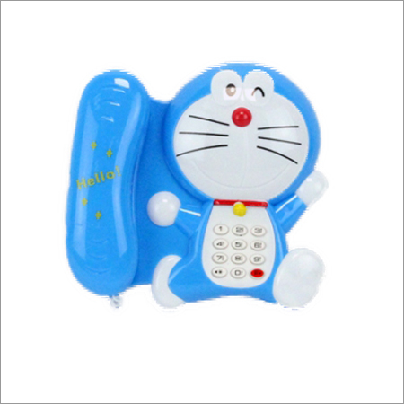Doraemon Musical Telephone Toy