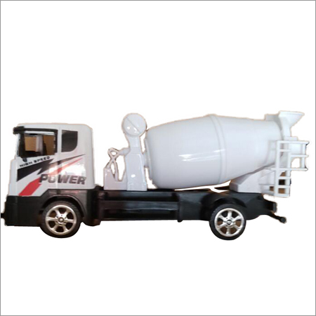 Kids Pull Back Mixer Truck Toy