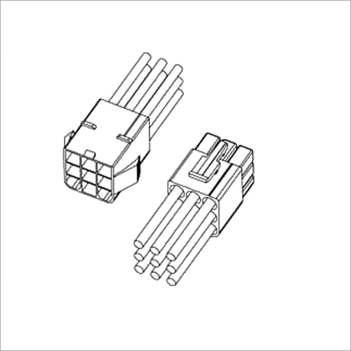 5.7 mm Pitch Wire to Wire Connectors