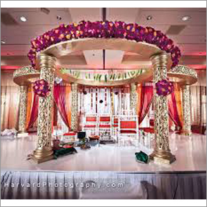 Wedding Roman Palace Mandap