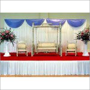 Wedding Mandap Swings