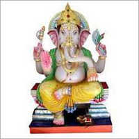 Ganesh Ji Sitting Statue