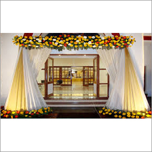 Decorative Wedding Gate