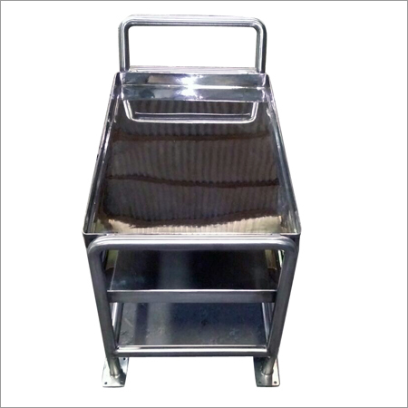 Pharmaceutical Printer Trolley
