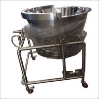 Pharmaceutical Bowl Trolley