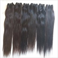Raw indian straight hair