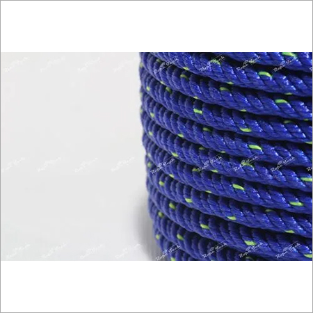 Commercial HDPE Color Rope