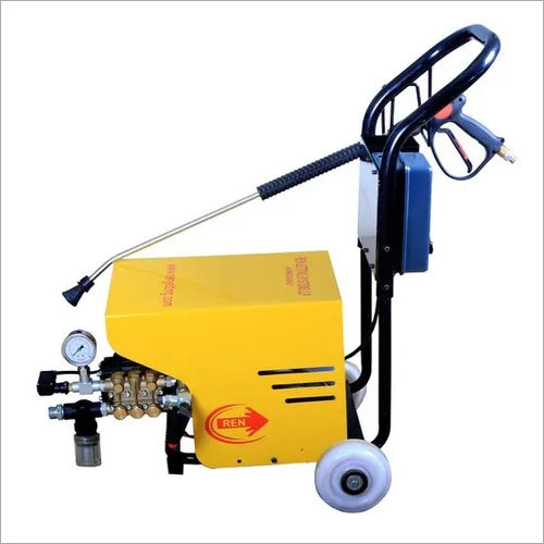 Heavy Vehicle Cleaning Machine