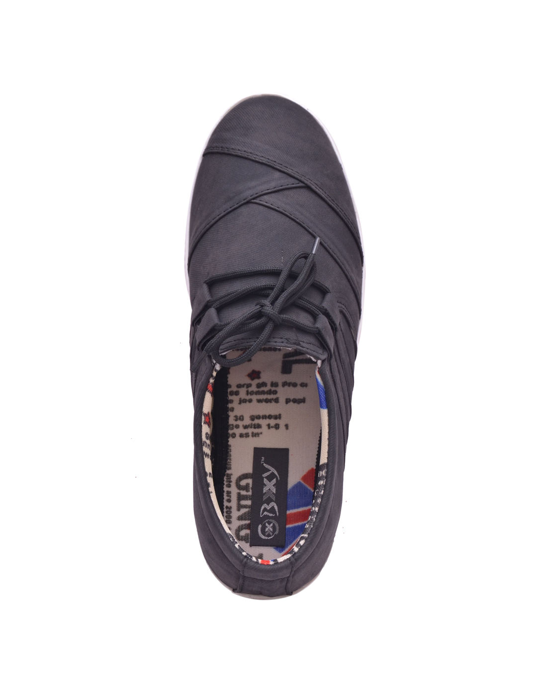 LACE-UP CASUAL SHOES FOR MEN'S