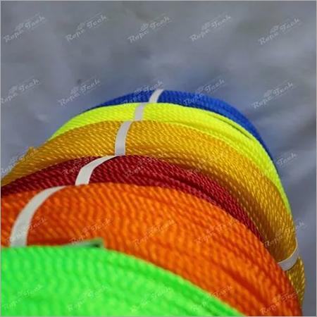 HDPE Mono Multicolor Rope