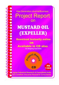 Mustard Oil manufacturing Project Report eBook