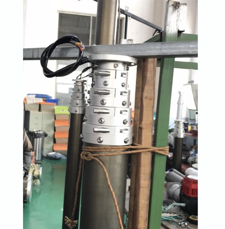 4.2m CCTV Pneumatic Telescopic Masts