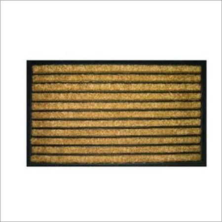 Rubber Moulded Coir Mat