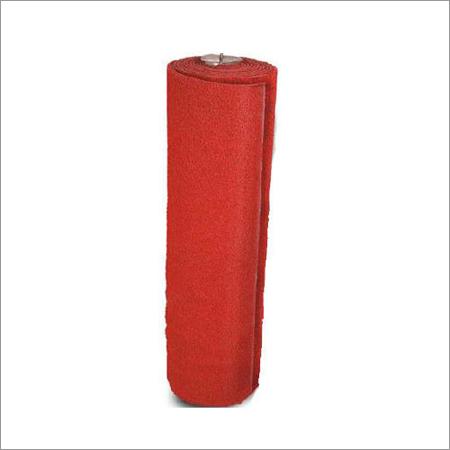 Red Cushion Mat