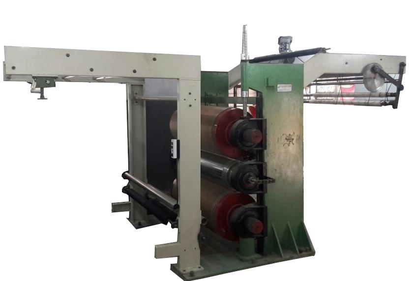 Automatic Calendering Machine