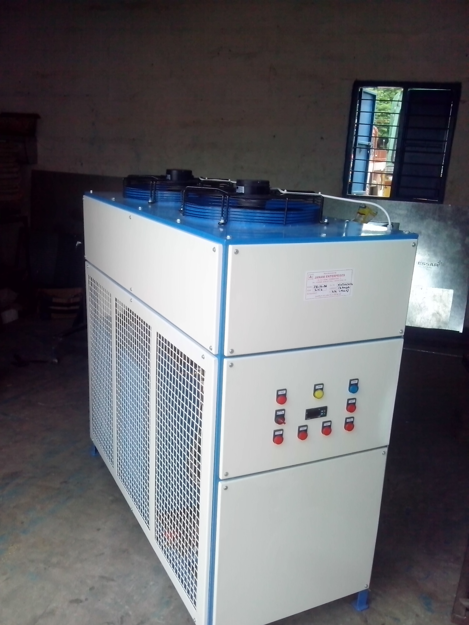 50 Tr Air Cooled Chiller