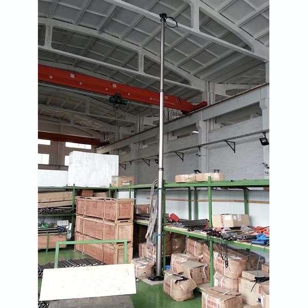 4.5m CCTV Pneumatic Telescopic Mast
