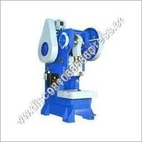 Inclinable Press Machine