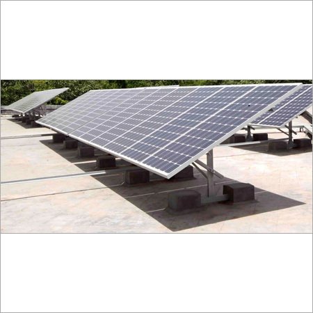 Solar Power Installation System