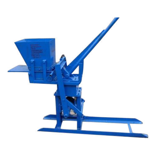Manual Clay Brick Making Machine