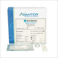 Malaria rapid test kit