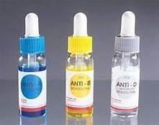 Blood Grouping kit