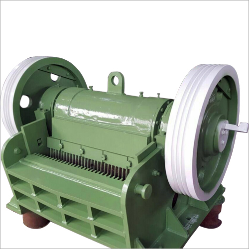 Single Toggle Jaw Crusher Machine