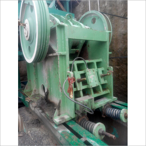 Industrial Jaw Crusher Machine