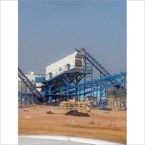 Stone Crushing Unit