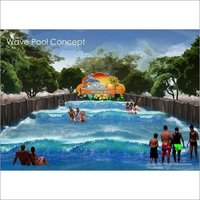 wave pool theme