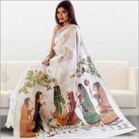 Handloom Ladies Sarees