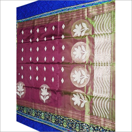 Indian Soft Silk Fancy Sarees