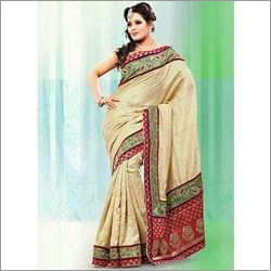 Jacquard Silk Sarees