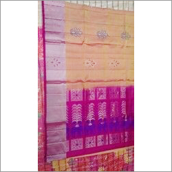 Tissue Border Soft Silk Sarees