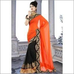 Zari Work Fancy Sarees
