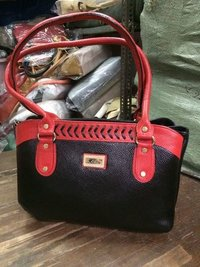 Ladies Leather Shopping Bags