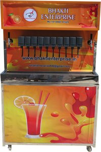 Soft Drink Dispenser Machine