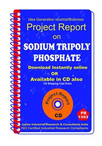 Sodium Tripoly Phosphate II manufacturing Project report eBook