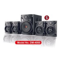 4.1 Home Theater Multimedia Speakers