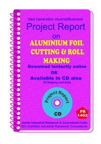 Aluminium Foil Cutting and Roll Making manufacturing eBook