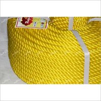 Twisted HDPE Rope